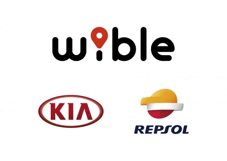 Te presentamos WiBLE, el nuevo servicio de carsharing de Kia y Repsol que debutará en Madrid