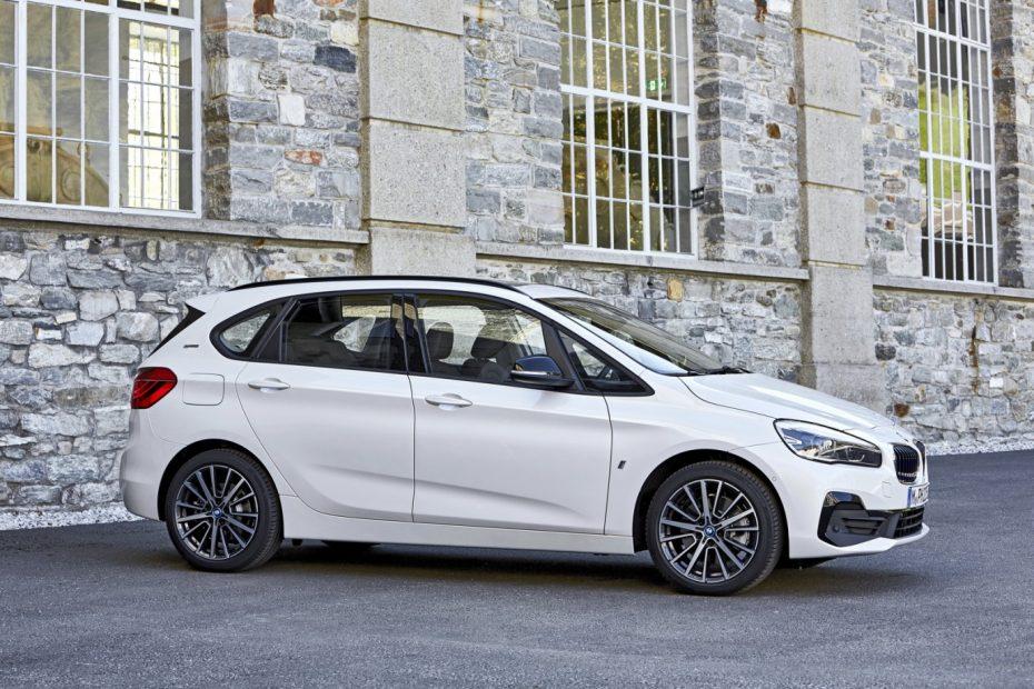 Ya a la venta los BMW Serie 2 Active/Gran Tourer