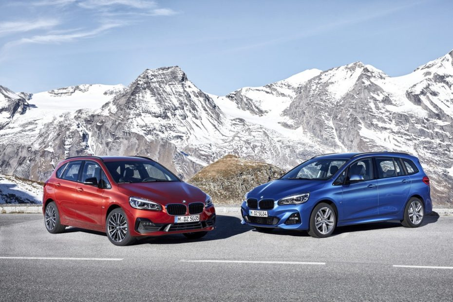 Todos los precios de los renovados BMW Serie 2 Active Tourer y Gran Tourer