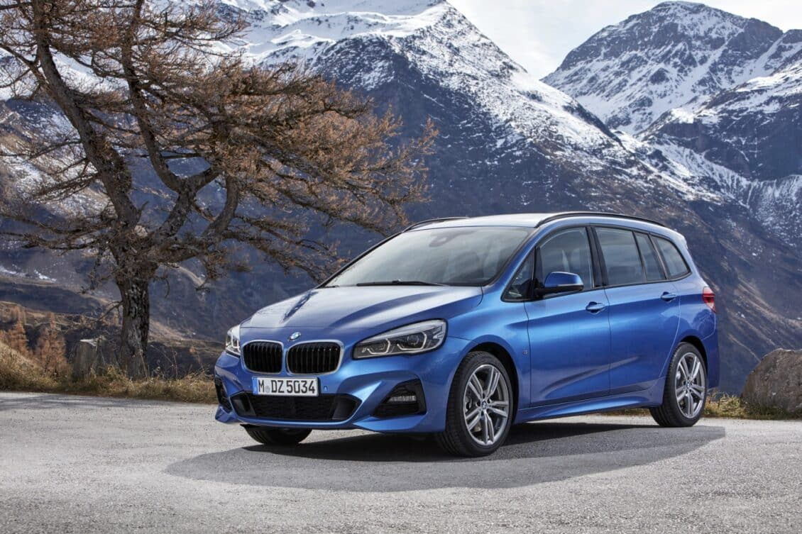Los BMW Serie 2 Active/Gran Tourer se ponen al día: Más interesantes