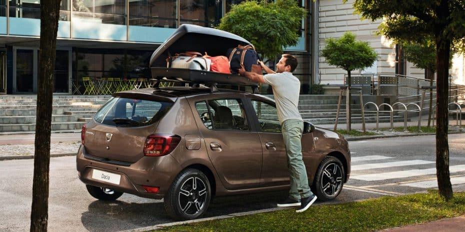 Nuevo Dacia Sandero «SL 2018»: Más equipamiento a un precio competitivo