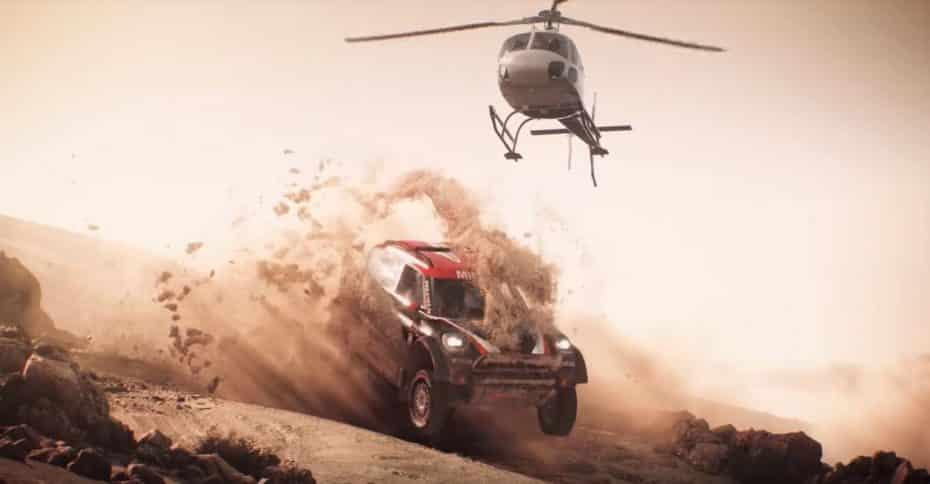 Atento gamer, porque llega el Dakar 18: Un videojuego de mundo abierto que será una pasada…