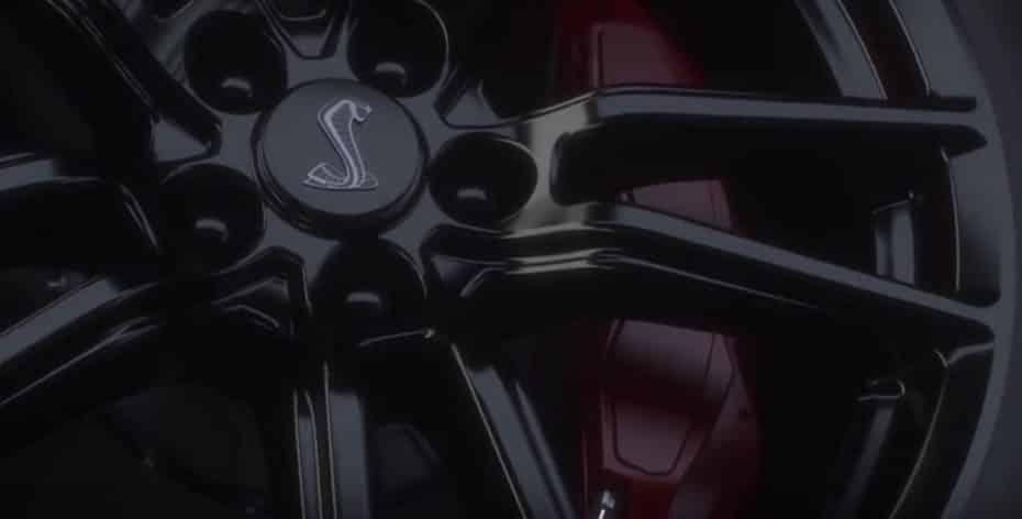¡Oficial!: Ford Mustang Shelby GT500, la leyenda regresará en 2019…