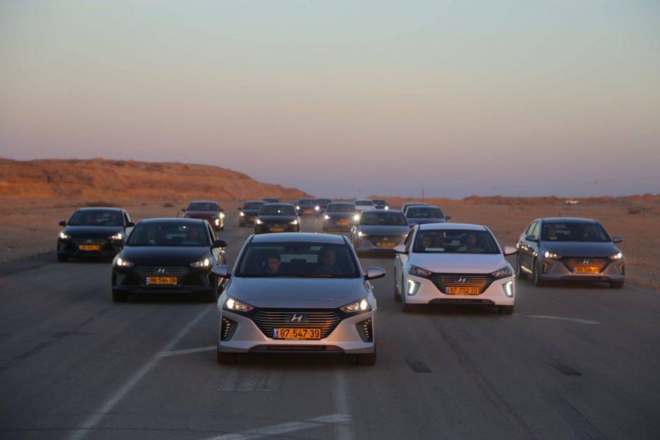Ventas enero 2018, Israel: Ojo al Hyundai Ioniq