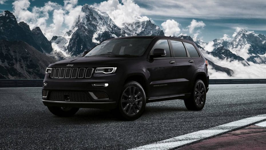 Ya a la venta el Jeep Grand Cherokee «S-Edition»: 80.000 € y es tuyo