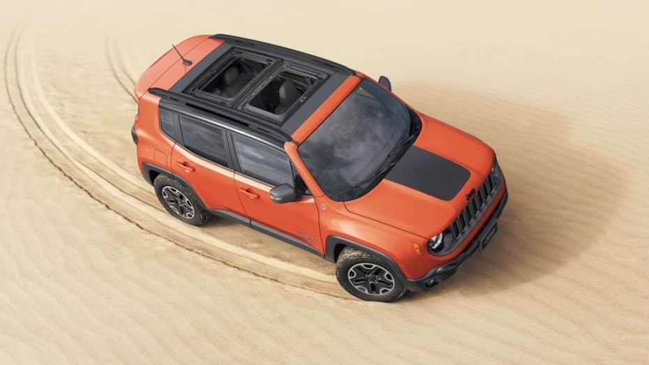 Llega a España el renovado Jeep Renegade: Más interesante y completo