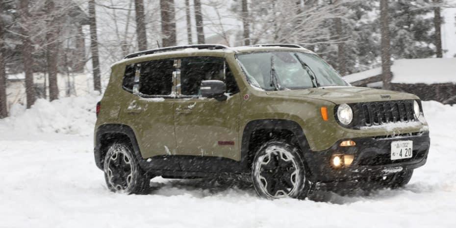 Jeep estudia lanzar un crossover por debajo del Renegade: Con la base del Panda