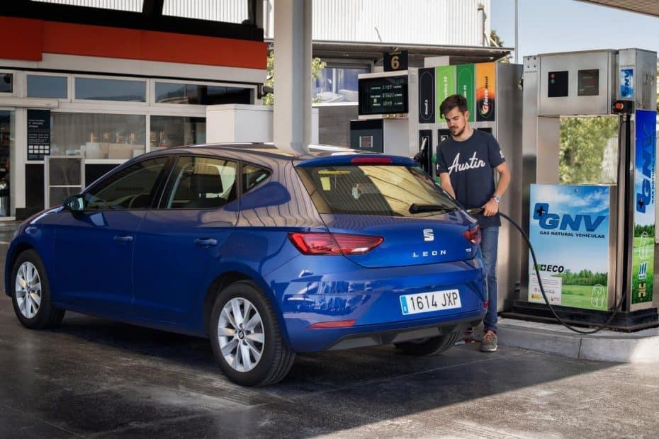 Estos fueron los vehículos a gas más vendidos en España durante marzo: GLP y CNG