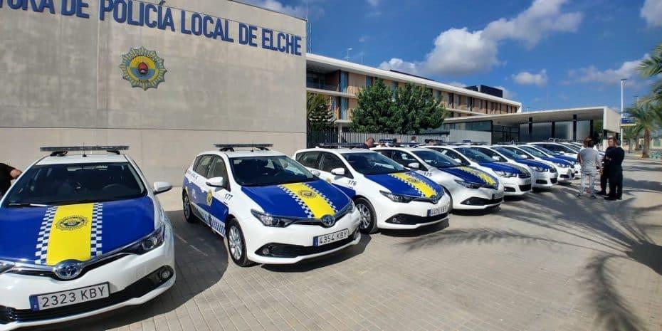 ¿Sabrías decir qué vehículos compró la policía el año pasado? Aquí los datos