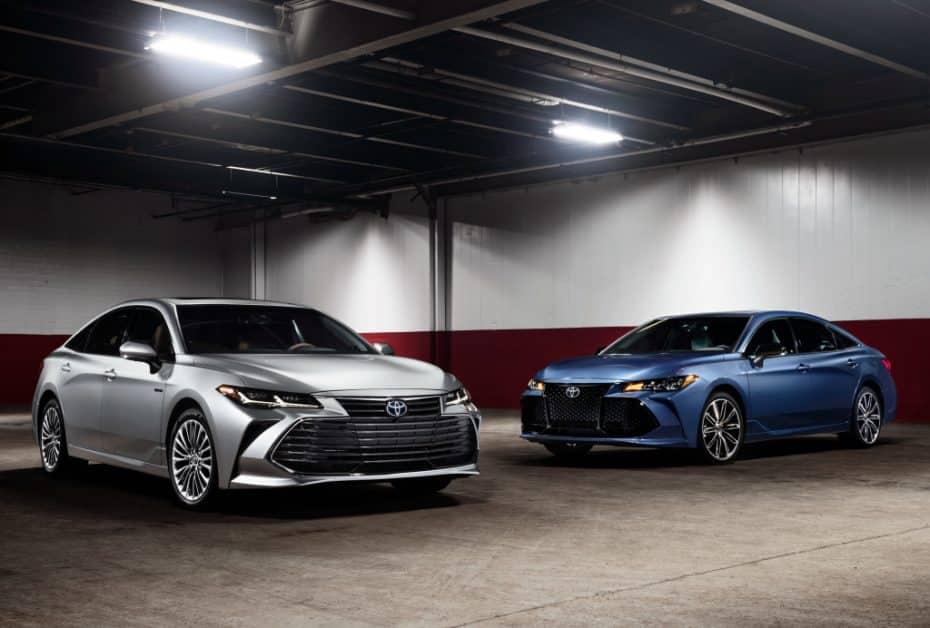 El Toyota Avalon estrena muchas novedades en Detroit: Lo malo es que no llegará a Europa