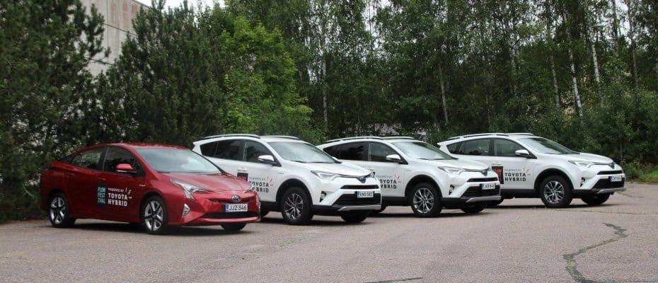 Dossier, los 75 modelos más vendidos en Finlandia entre enero y octubre