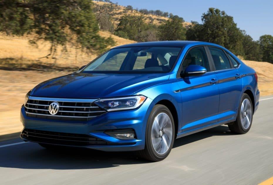 Así es el nuevo Volkswagen Jetta: Una berlina clásica para reconquistar Estados Unidos