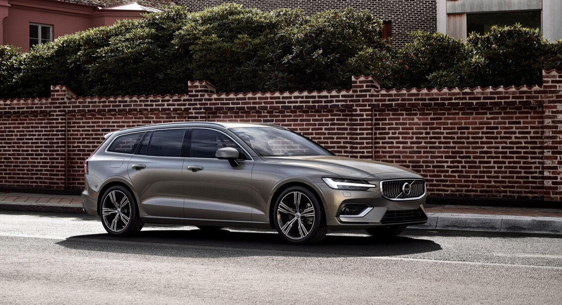 Oficial: Nuevo Volvo V60