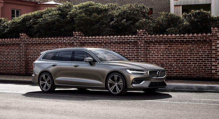 Todos los precios del nuevo Volvo V60 para España: Interesante propuesta