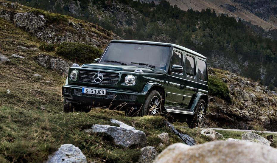 Todos los precios del nuevo Mercedes Clase G para España