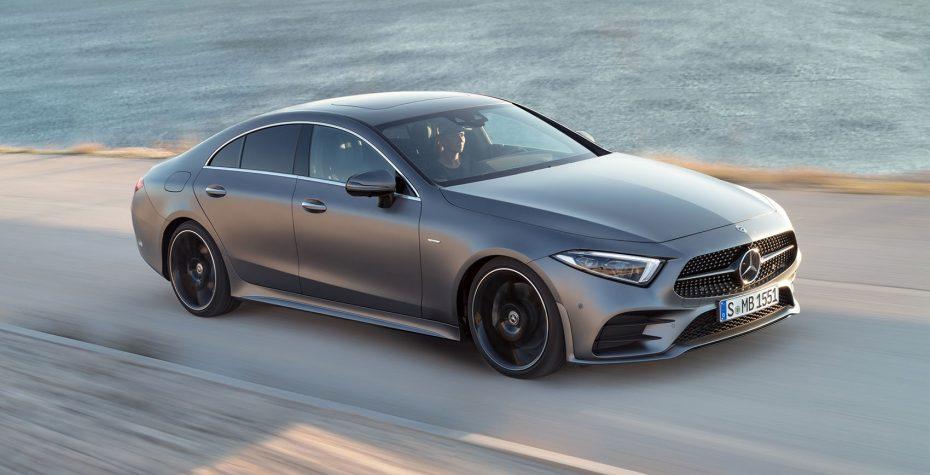¿Enamorado del nuevo Mercedes CLS? Llega en marzo pero prepara el bolsillo