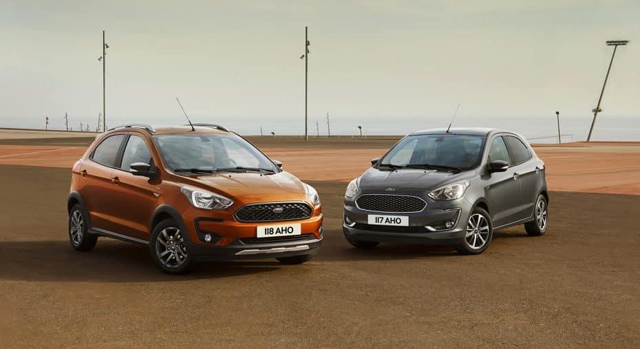 Así es el renovado Ford Ka+: Llegan el Active y la mecánica diésel