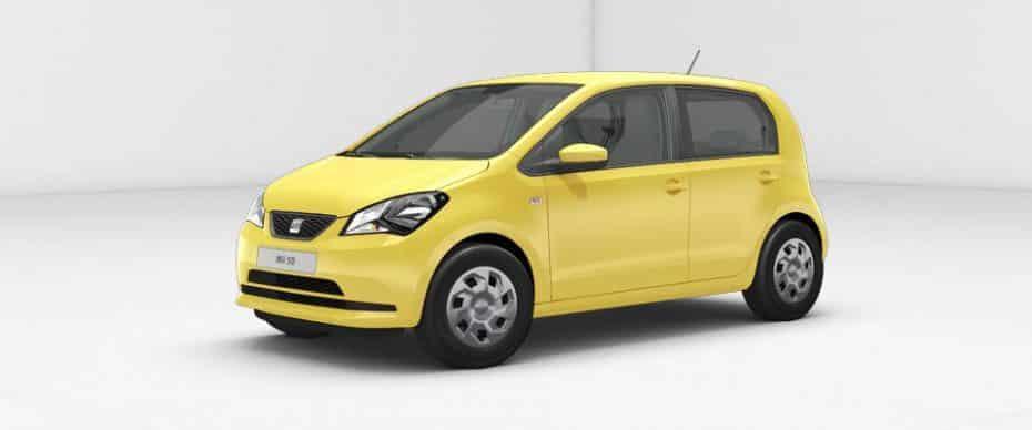 Así es la nueva gama SEAT Mii: Menos versiones, más barato y más equipado