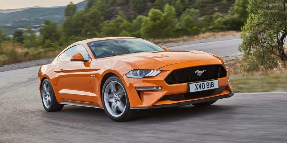 Todos los precios del renovado Ford Mustang para España: Algo más caro pero más equipado