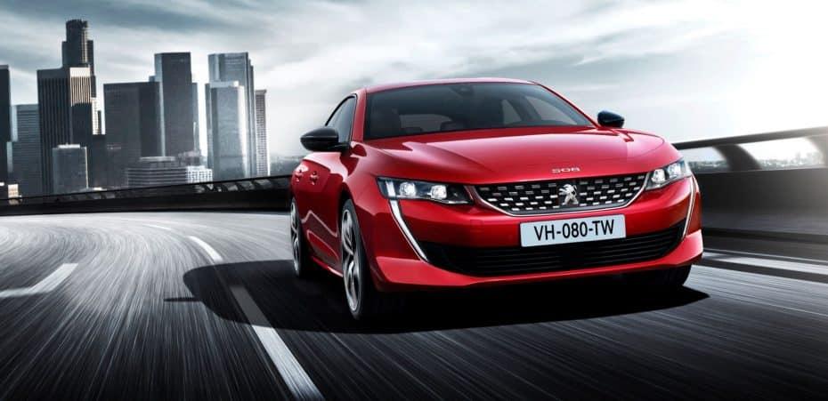 Todos los precios del nuevo Peugeot 508 en Francia: Algo caro pero bien equipado