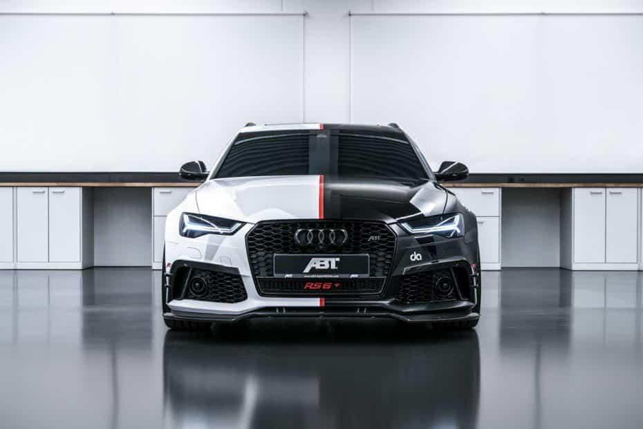 El último 'juguete' de Jon Olsson: Un Audi RS6 firmado por ABT y con más de 700 caballos
