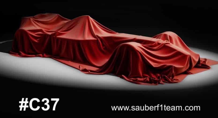 Alfa Romeo y Sauber arrancan su monoplaza: El C37 debutará el próximo 20 de Febrero