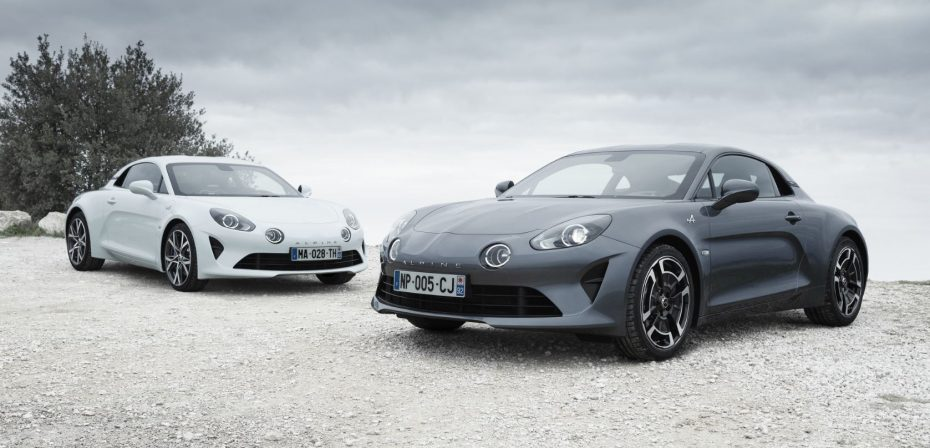 Alpine A110 Pure y A110 Légende: Dos versiones con filosofías diferenciadas