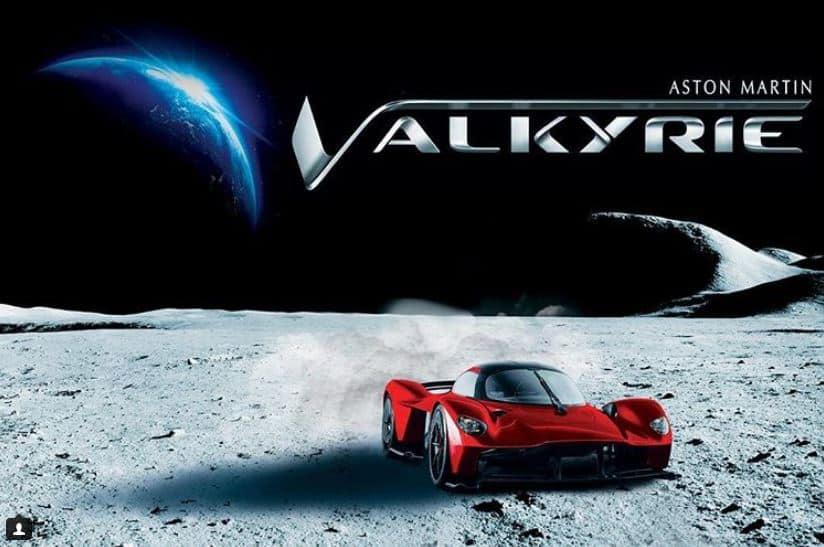 ¿Polvo de la luna en la pintura de tu coche?: El exceso de este cliente del Aston Martin Valkyrie