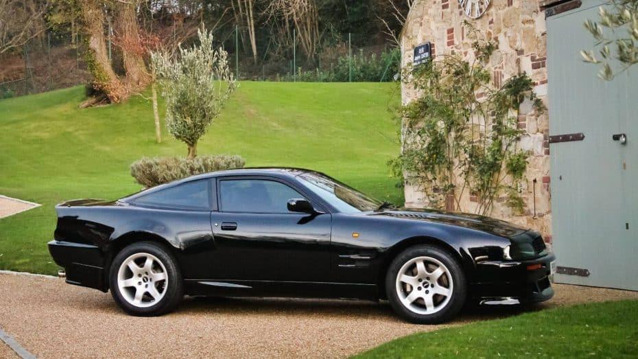 El Aston Martin V8 Vantage de Elton John puede estar en tu garaje, pero pagarás cada euro que vale…