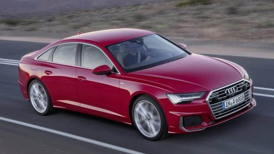 ¡Filtrado! Todo apunta a que estamos ante el nuevo Audi A6 2018 que conoceremos en Ginebra
