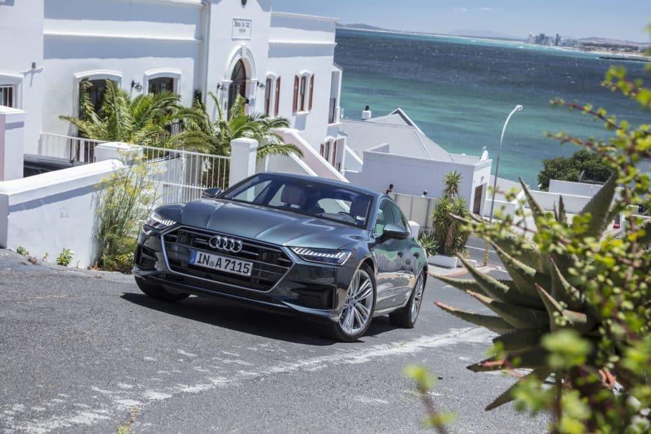 """Nueva motorización """"básica"""" para el Audi A7"""