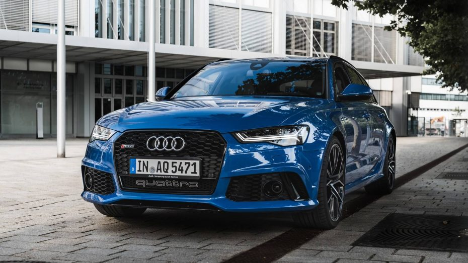 Audi RS6 Avant Performance Nogaro Edition: Hasta 700 CV de potencia cortesía de ABT Sportsline