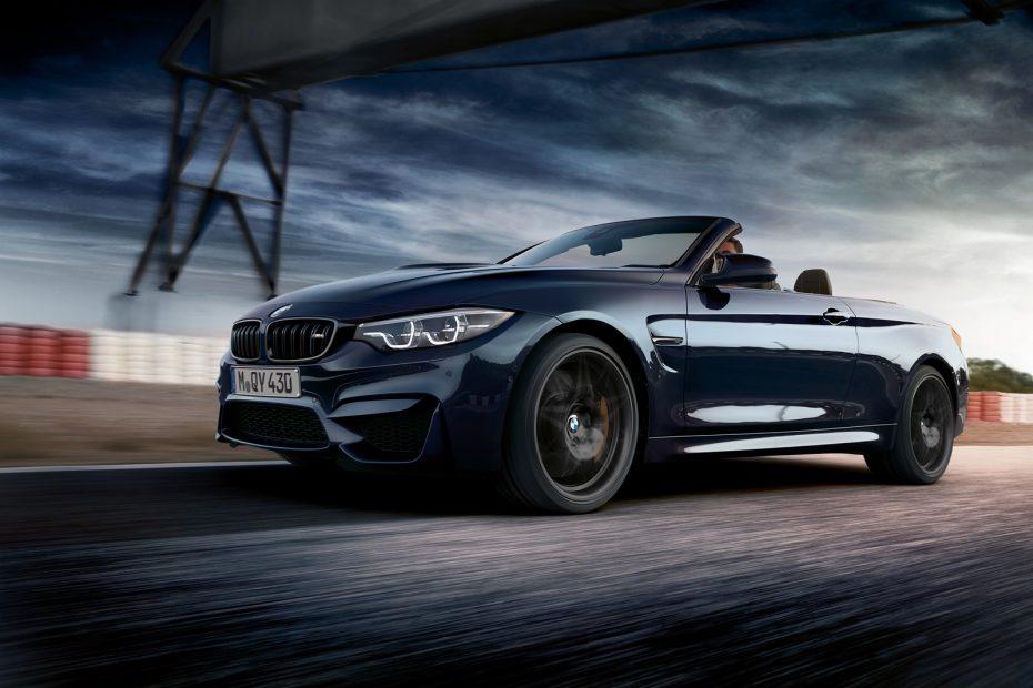 """BMW M4 Convertible """"30 Jahre"""": 300 unidades muy especiales para celebrar 30 años de historia"""