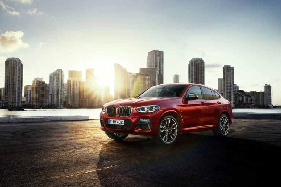 ¡Oficial!: El nuevo BMW X4 ya está aquí y es más ligero, grande y dinámico…