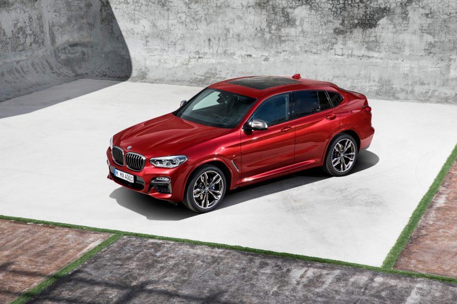 El BMW X4 ya tiene precios en España: Bastante completo, pero desde 53.450 euros
