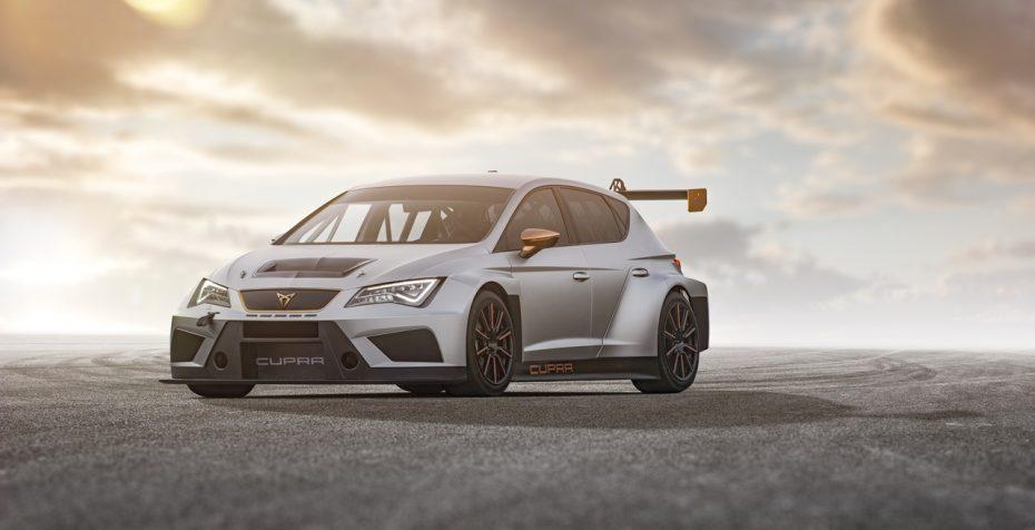 SEAT León CUPRA R ST y CUPRA TCR: Otras dos bestias con la firma de la nueva marca