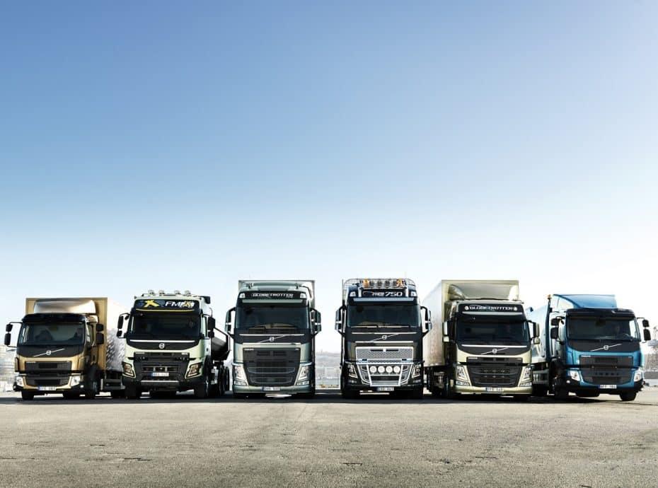 Ahora es el turno de los camiones: Tendrán que reducir sus emisiones hasta un 30% para el 2030