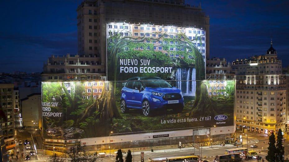 El último récord Guinness de Ford está en Madrid y en persona resulta espectacular