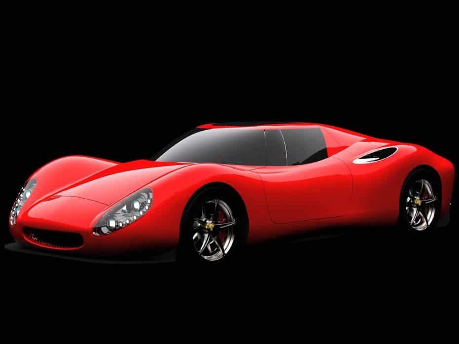 Corbellati Missile: Este fabricante promete un deportivo de motor V8, 9.0 litros y 1.800 CV ¿Será real?