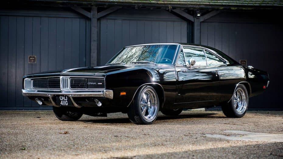 Este Dodge Charger 'Bullit' de 1969 pasó por las manos de Bruce Willis o Jay Kay, y ahora puede ser tuyo…