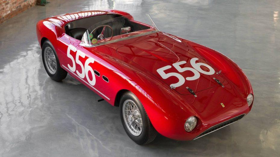 Solo hay 13 ejemplares de este Ferrari 166 MM Spider en el mundo, y ahora uno de ellos puede ser tuyo