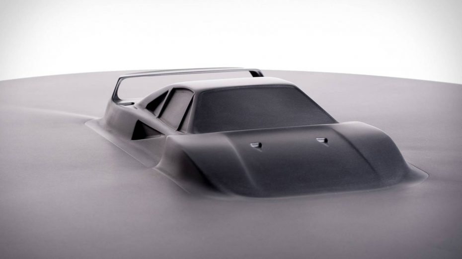 ¿Eres un auténtico fan de Ferrari? Esta mesa artesanal del F40 debe ser tuya… pero cuesta 16.000 euros