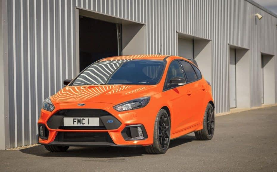 Heritage Edition: Si quieres un Focus RS date prisa, el 6 de abril dejan de fabricarlo