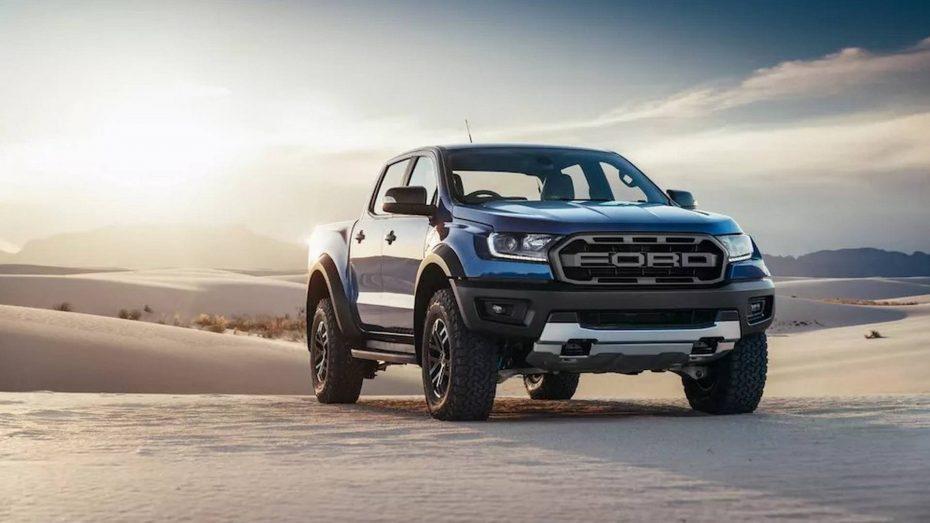 ¡Filtrado! El Ford Ranger Raptor será más salvaje que el F-150 Raptor: Debutará con 210 CV