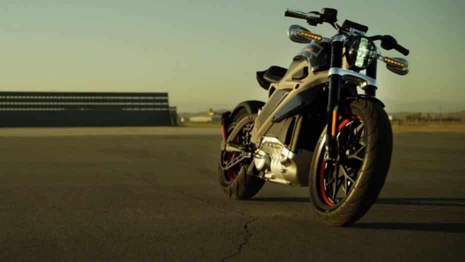 ¡Agárrate que vienen curvas! Harley Davidson tendrá una moto eléctrica en el mercado en 18 meses
