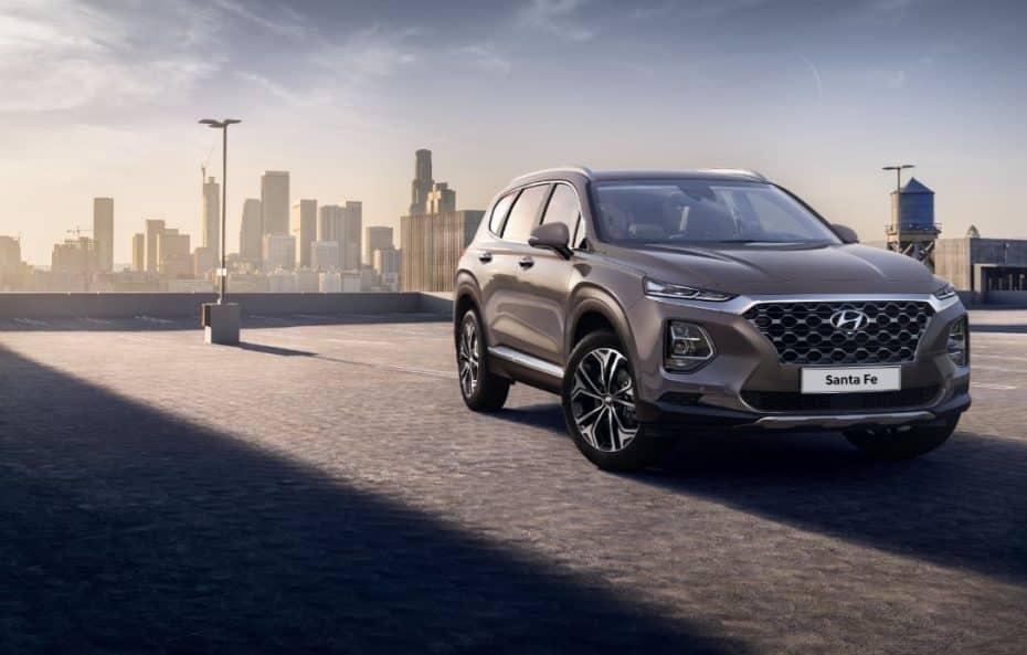 ¡Oficial! Saluda al nuevo Hyundai Santa Fe: El SUV de 7 plazas coreano hereda rasgos del Kona