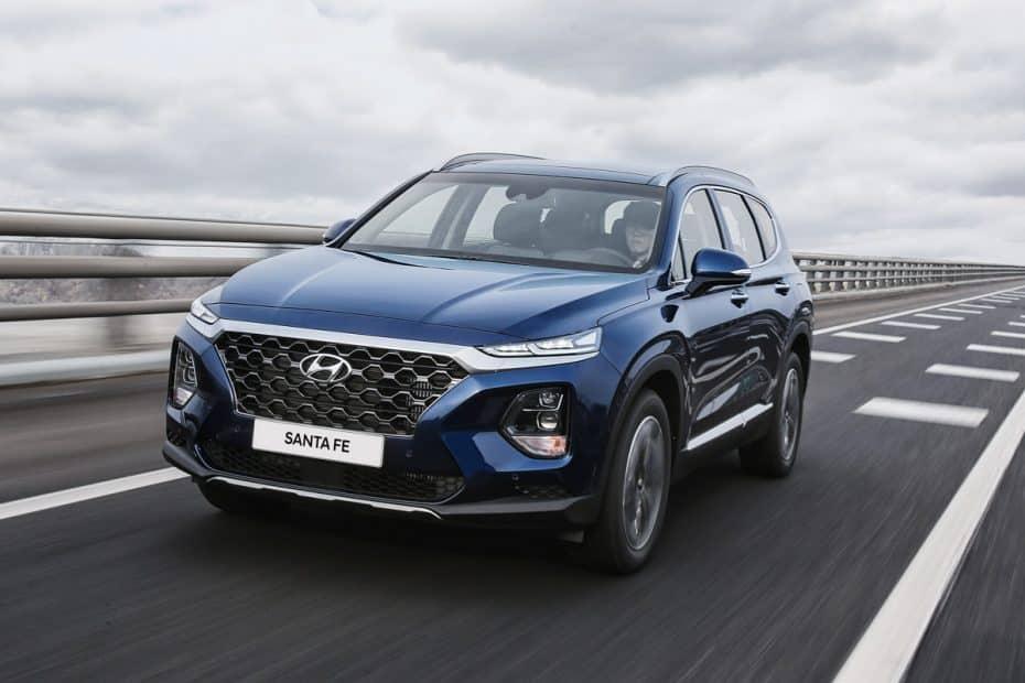 Así es el nuevo Hyundai Santa Fe 2018: Un diseño más atrevido, más seguro y tecnológico