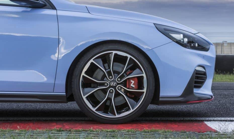 El Hyundai i30 Fastback N rozará los 300 CV y tendrá una puesta a punto aún más deportiva