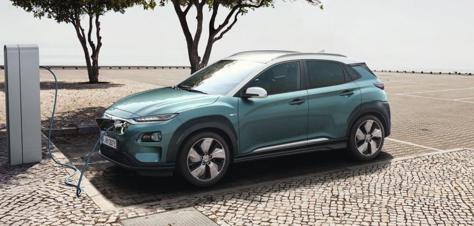 ¡Oficial!, así es el Hyundai KONA EV: Más de 470 kilómetros de autonomía en la variante superior