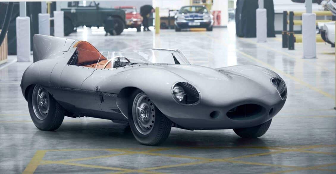 ¡Jaguar vuelve a sorprendernos!: Fabricarán 25 unidades del D-Type de los años 50